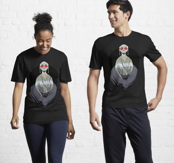AFRICAN ORACLE Active T-Shirt