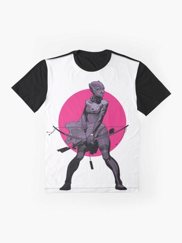 SHURI - WAKANDA KINGDOM Graphic T-Shirt