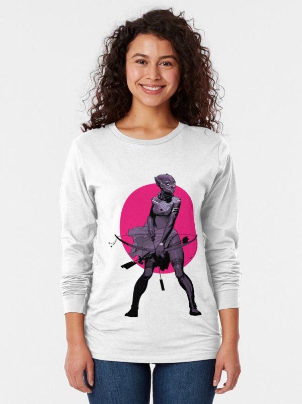 SHURI - WAKANDA KINGDOM Long Sleeve T-Shirt
